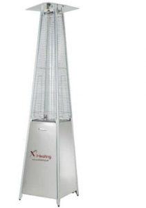 Gas Outdoor heater pyramid