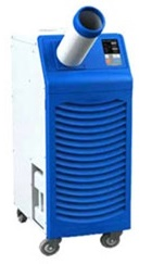 portable spot air conditioner
