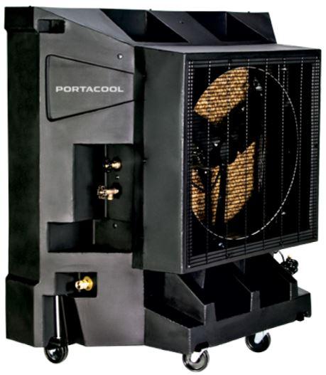OUTDOOR EVAPORATIVE COOLER Portacool 24 Variable Speed